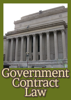 Government Contract Law 350
